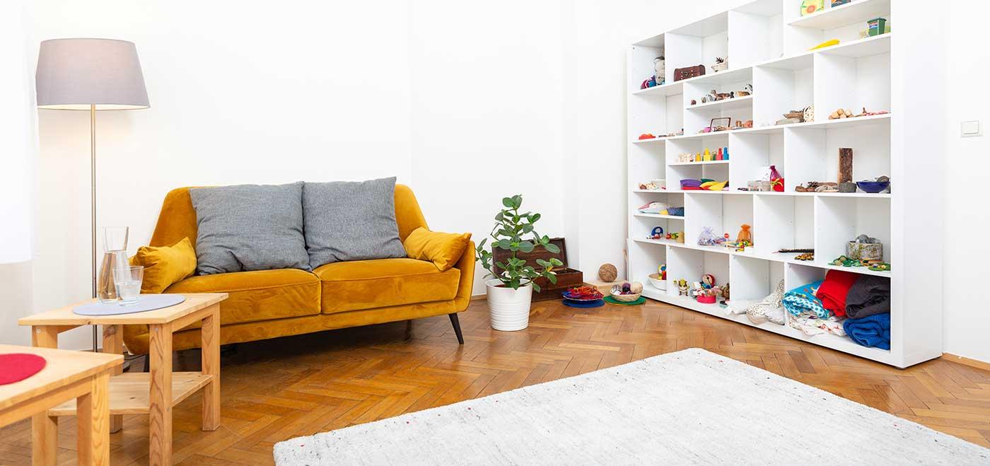 Praxisraum Psychotherapie Graz Rabl-Peinsipp